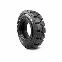 27x10-12 Solid Resilients Forklift Tyres