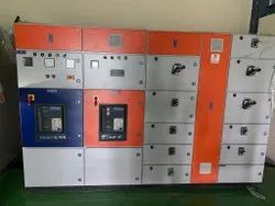 Mild Steel LT Distribution Panel, IP Rating: IP33