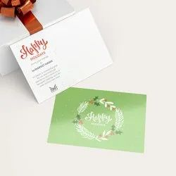 Paper Greeting Card Printing Services, Location: Pan India
