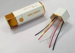 Wire Sample Card