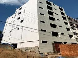 Residential Projects Concrete Frame Structures Building Contractor Services In Hyderabad, 8 Years