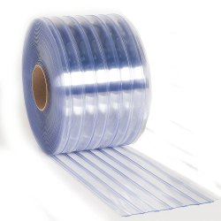 Flexible Transparent PVC Strip Roll