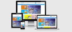 Cloud Responsive Informative Website Design in Gurgaon, With Online Support