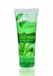 Cucumber Aloe Vera Face Wash