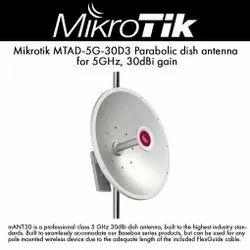 Mikrotik Parabolic Dish Antenna