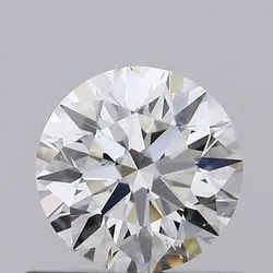 0.50ct Round F I1 GIA Certified Natural Diamond