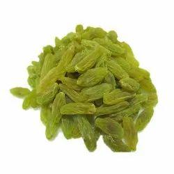 Loose AAA Grade Green Raisins, Packaging Type: Plastic Box