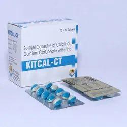Calicitriol Calcium Carbonate with Zinc