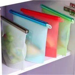 Silicone Reusable Storage Bag