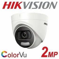Day & Night Vision Hikvision Color Vu Camera