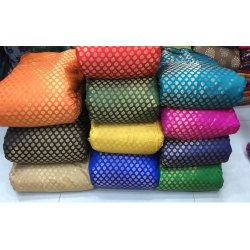 Party Wear Banarasi Fabrics