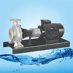 Bare Shaft End Suction Centrifugal Pump