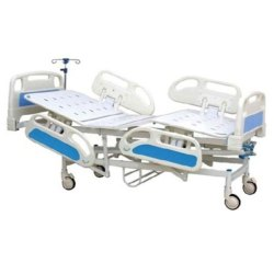 Mechanical ICU Bed With ABS Panel