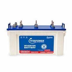EB3024 Microtek Long Life Batteries, For Traction & Motive Power, 12 V