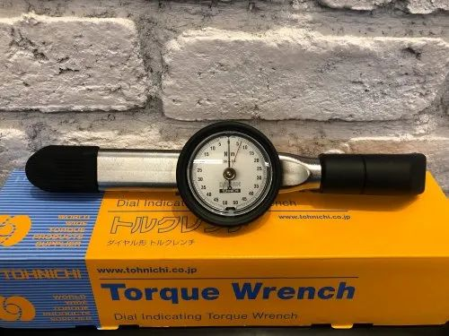 Tohnichi Dial Indicating Torque Wrench MODEL NO DB50N-S