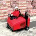 Compact Ride On Sweeper Machine (Premium)
