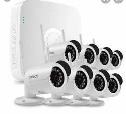 CP Plus 2 MP Wireless Cctv Camera, For Outdoor Use, Camera Range: 20 to 25 m