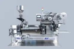 Double Track ALU Blister Packaging Machine