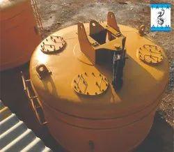 Steel Mooring Buoys (3.2 Mtr., 3.6 Mtr. & 4.0 Mtr. Dia)