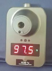 Automatic Temperature Detector