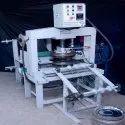 Fully Automatic Hydraulic Thali Dona Making Machine
