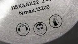 Laser Marking Job Work On Metal