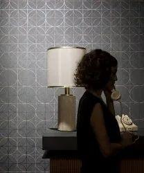 Stylish decorative 3d wallpaper