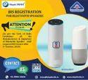 BIS Registration For Bluetooth Speaker