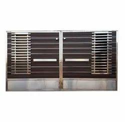 Stainless Steel Door, For Home