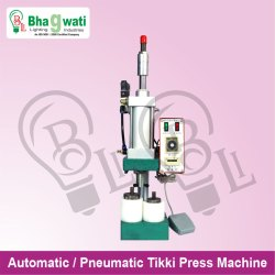 Automatic Tikki Fitting Machine