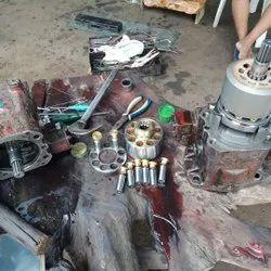 Hydraulic Motor Repairing Services, New Delhi Tri Nagar