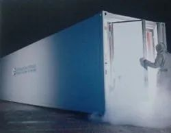 Industrial Portable Cold Storage