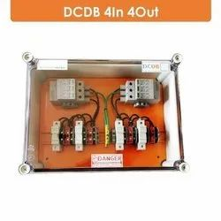 SOLBOX DCDB 4IN 4OUT