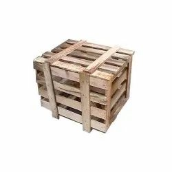 Hard Wood Wooden Packaging Box, Weight Holding Capacity(Kg): 70-300 Kg