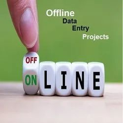 Offline Data Entry Project Service