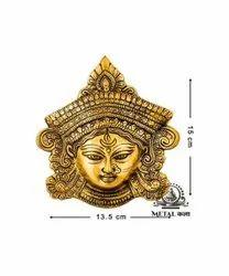 Lord Durga Mata Face Idol Face Idol