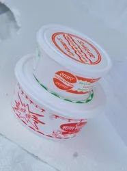 Round Plastic Packing Container