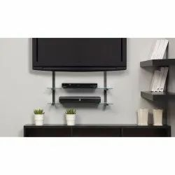 2 Shelves LCD Stand