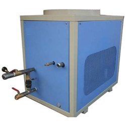 Single Phase Automatic Portable Industrial Water Chiller, 6 Ton
