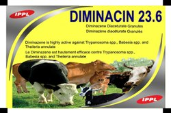 Diminazene Diaceturate Granules