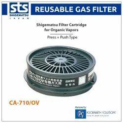 Shigematsu CA-710/OV Chemical Cartridge
