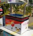 3 Nozzle Table Top Automatic Pani Puri Water Filling Machine