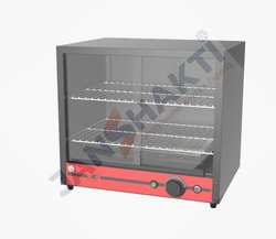 500 W Metal Hot Case Puff Warmer - Eco, For Restaurant, Size/Dimension: 425 x 300 x 320