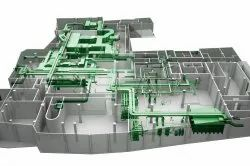 MEP Autocad Drafting Service, in Pan India, Gujarat