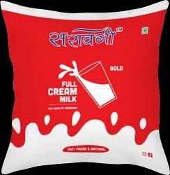 Sarawagie Full Cream Milk, 500 g, Packet