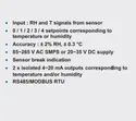 Temperature and Humidity Controller