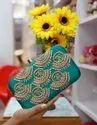 Stylies Multi Colored Fancy Clutch