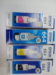 Epson T664 INE Bottle Set