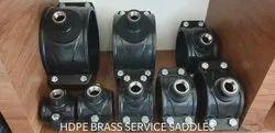 Manufacturing Beriwal HDPE Brass Service Saddle