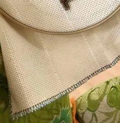 Basket Weave Cotton Monks Fabric